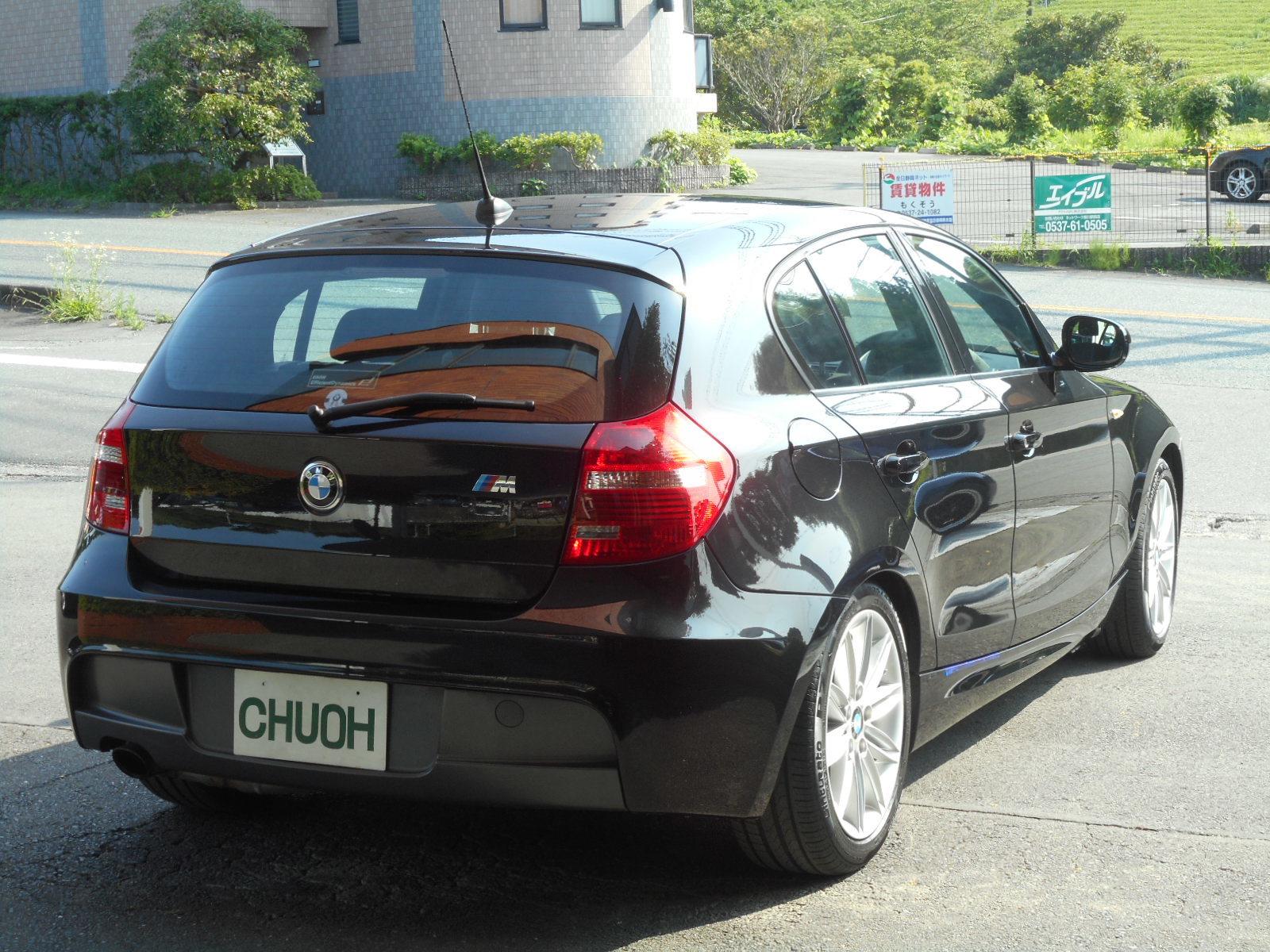 特選車ご紹介:BMW116i_c0267693_17175998.jpg
