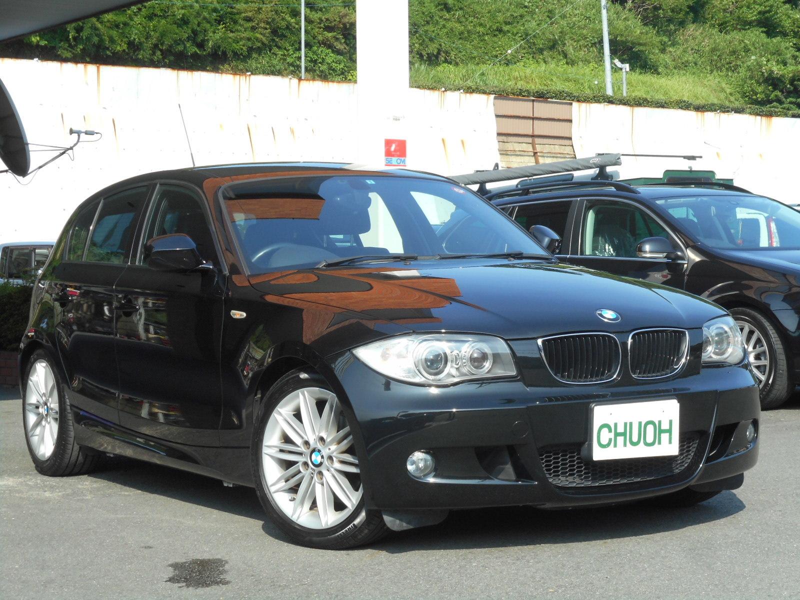 特選車ご紹介:BMW116i_c0267693_17180500.jpg