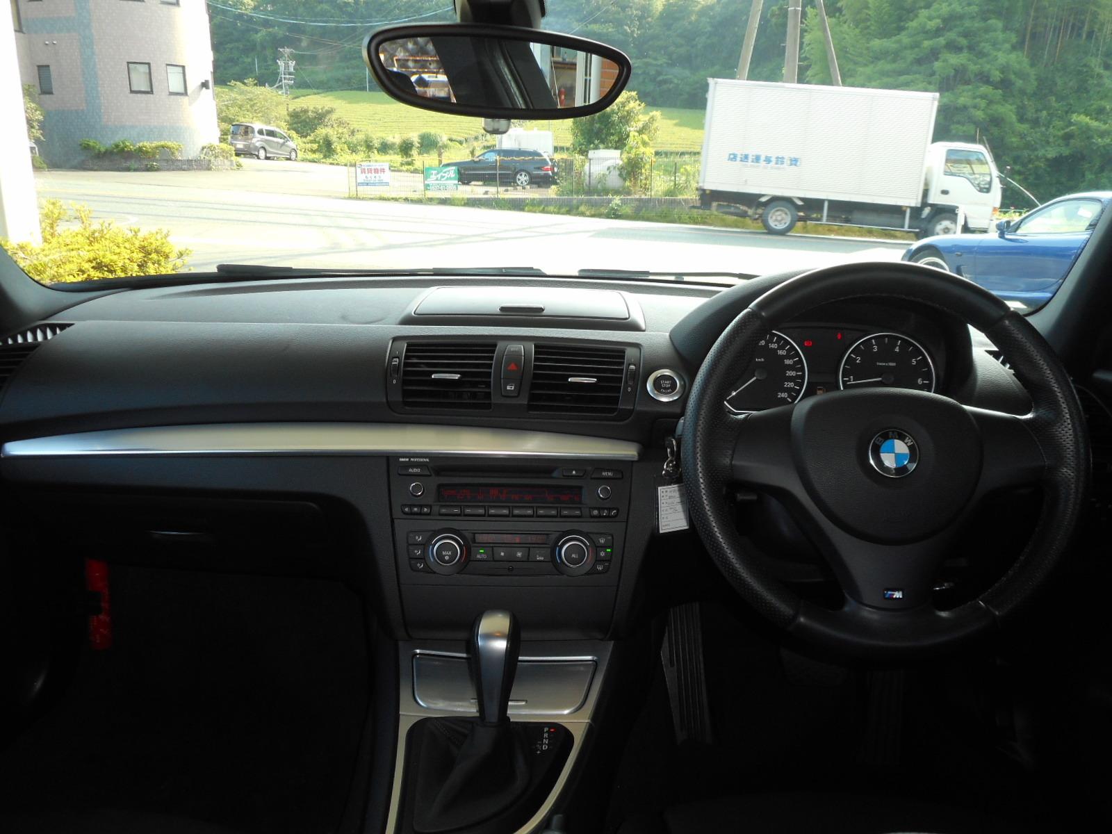 特選車ご紹介:BMW116i_c0267693_17183527.jpg