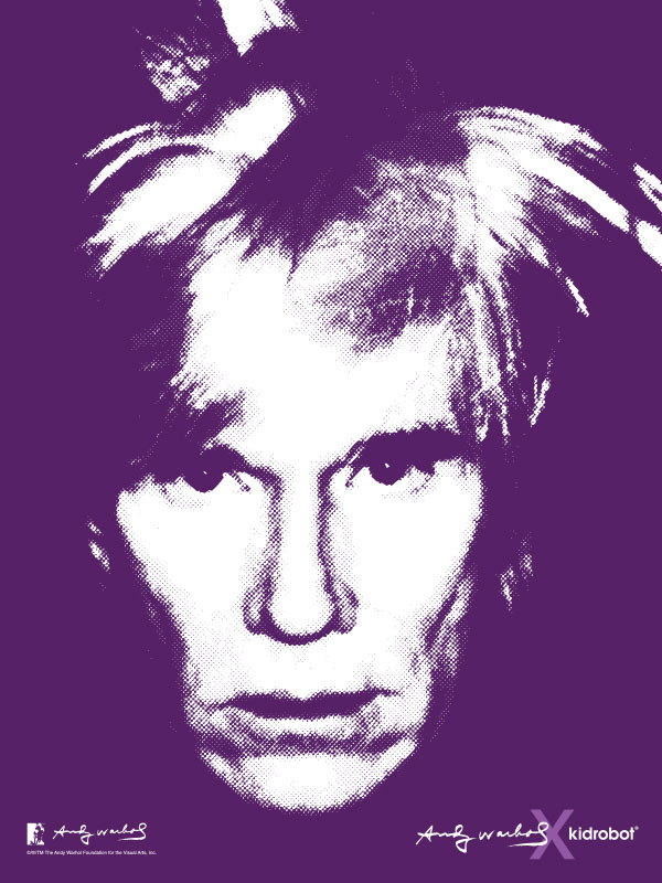 "Andy Warhol 12"" Bust- Dollar Sign_e0118156_11523644.jpg"