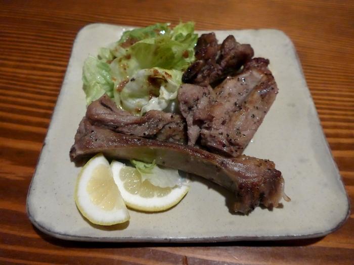 那覇・安里「古酒と琉球料理 うりずん」へ行く。_f0232060_15431825.jpg