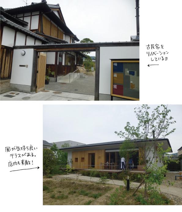 奈良ドーナツの旅2:「囀(さえずり)」_d0272182_17312628.jpg