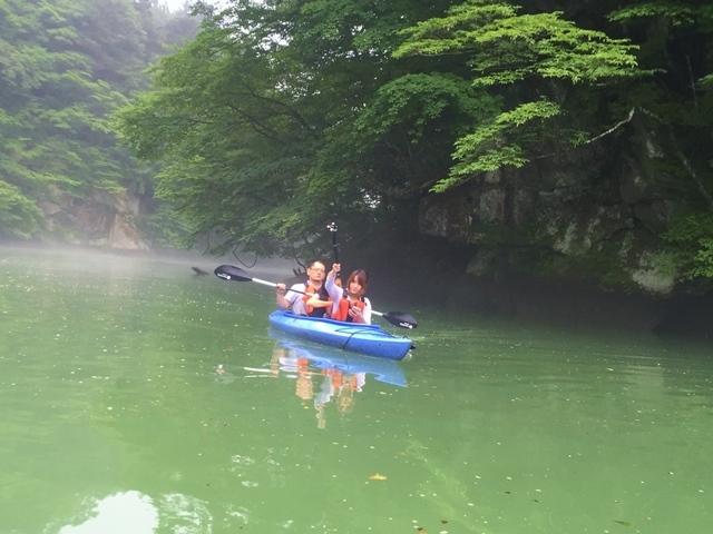 板室ダム湖でカヌー!_a0126590_05311148.jpg