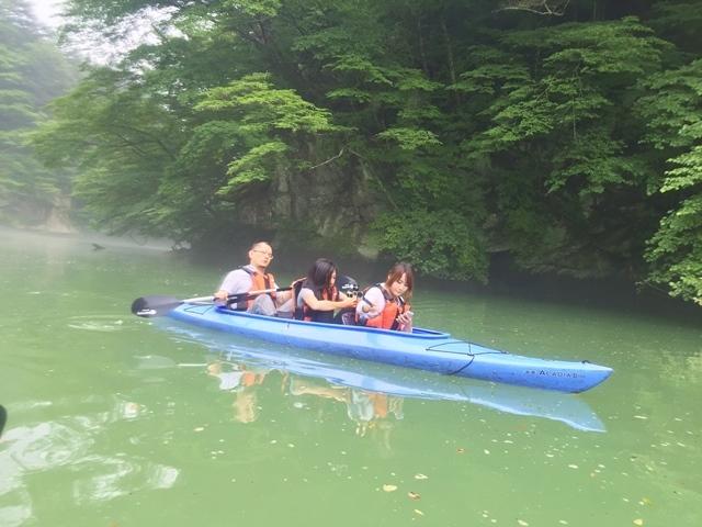 板室ダム湖でカヌー!_a0126590_05312591.jpg