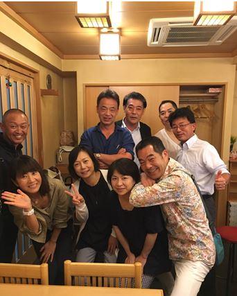 No.3223 7月6日(水):同級生が握った最高の寿司を食べる_b0113993_150457.jpg