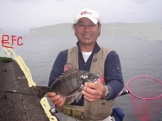 ★黒鯛・最奥部地続き釣行★_e0147297_7551019.jpg