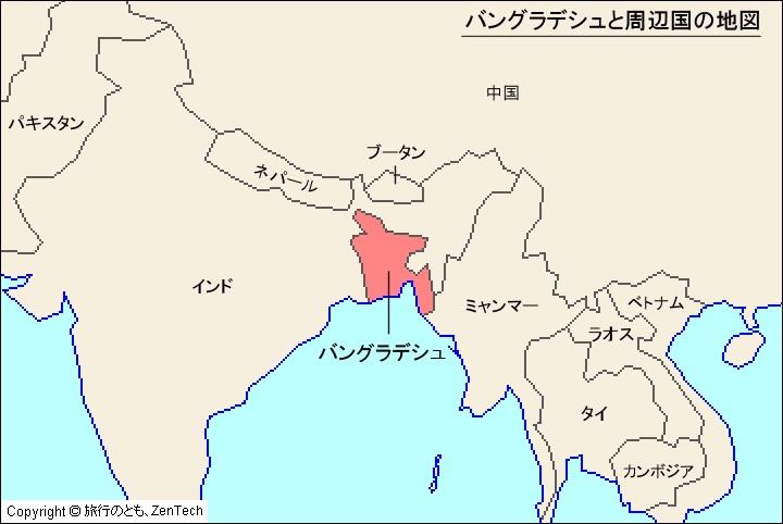 バングラデシュ・ダッカ人質テロ事件(日本人7人死亡)の日本では伝えられない真相_e0069900_00370308.jpg