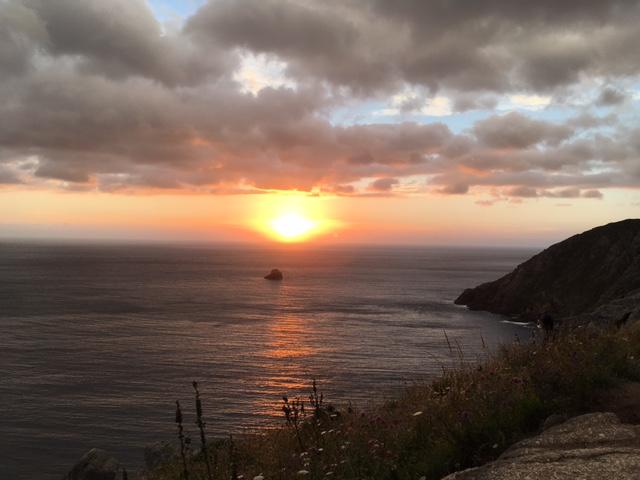 フィステーラの夕陽_f0019247_2212560.jpg