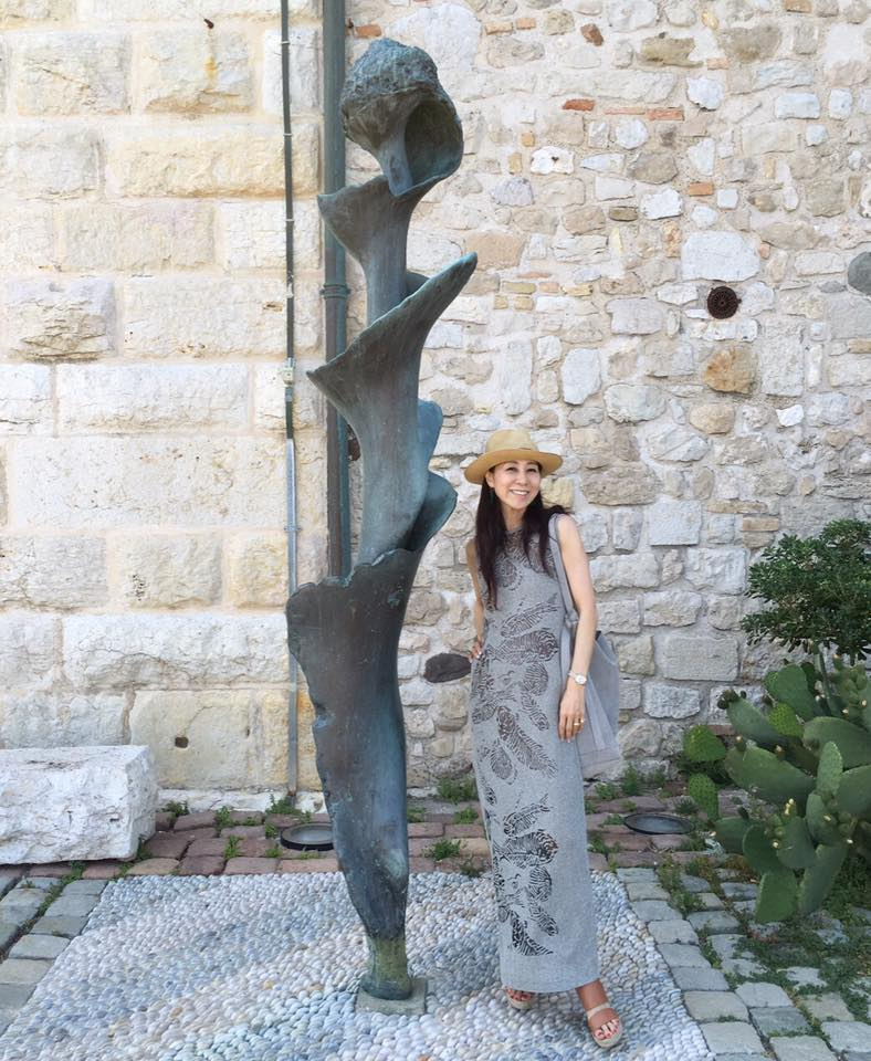 南仏の旅2016~アンティーヴの陽光溢れるピカソ美術館にて_a0138976_1518587.jpg