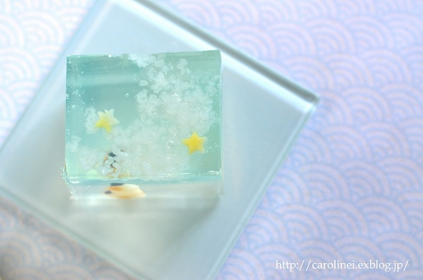 Lauraの七夕猫和菓子  Homemade Wagashi of Tanabata(The Star Festival) 2016_d0025294_21555786.jpg