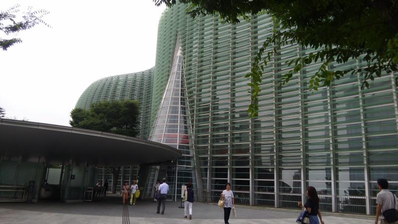 初夏の東京アート散策_f0351305_21572721.jpg