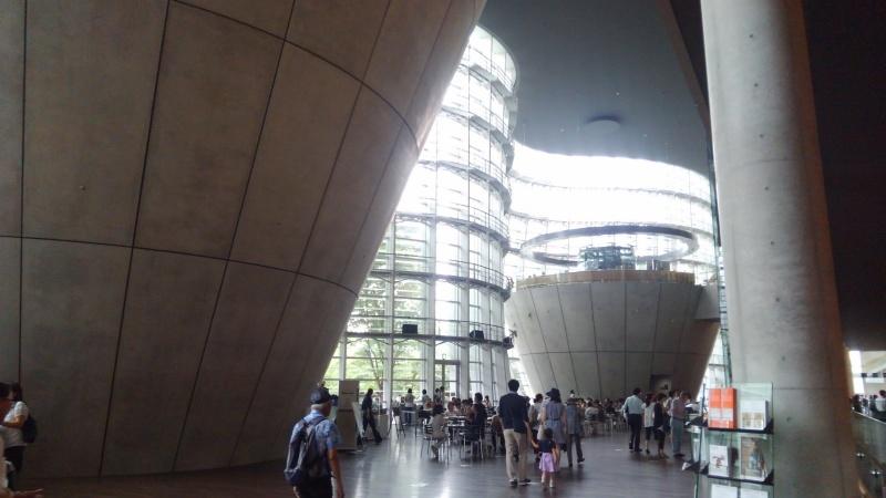 初夏の東京アート散策_f0351305_21580506.jpg