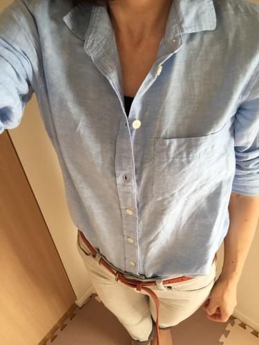これでAさんもシャツ美人‼︎_d0336521_22255377.jpg