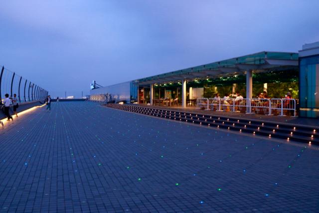 【羽田空港第二ターミナル】夜景_f0348831_21531876.jpg