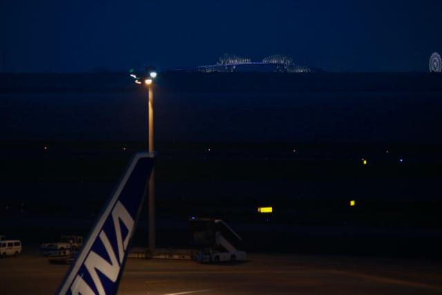【羽田空港第二ターミナル】夜景_f0348831_21531966.jpg