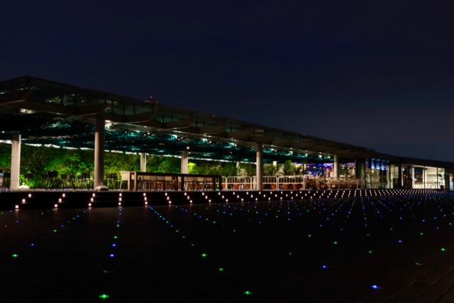 【羽田空港第二ターミナル】夜景_f0348831_21532997.jpg