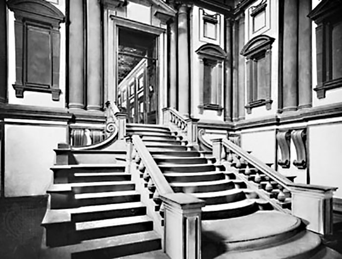 ミケランジェロ展 ルネサンス建築の至宝_e0243332_22310331.jpg
