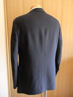 ニットのような生地 de「シャツジャケット」をつくった! 編_c0177259_143336.jpg
