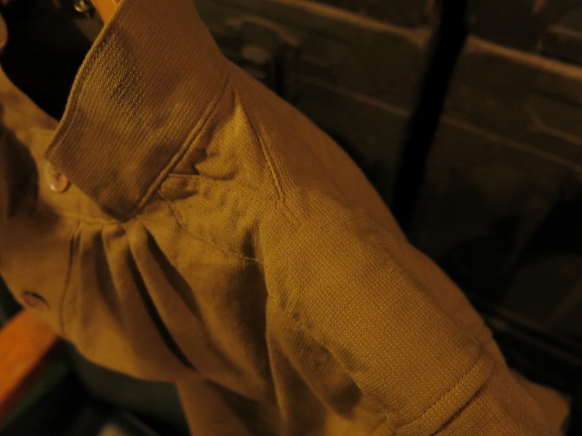 """SOURCE-TAP × TheThreeRobbers MEDICAL SHIRTS JACKET\""ってこんなこと。_c0140560_12213082.jpg"