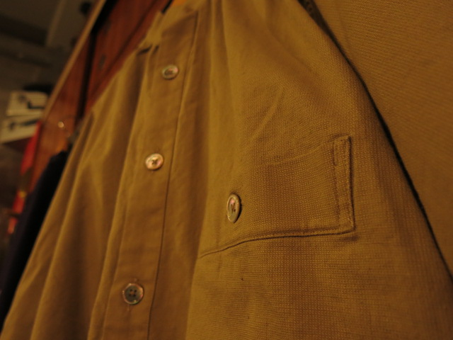 """SOURCE-TAP × TheThreeRobbers MEDICAL SHIRTS JACKET\""ってこんなこと。_c0140560_12214559.jpg"