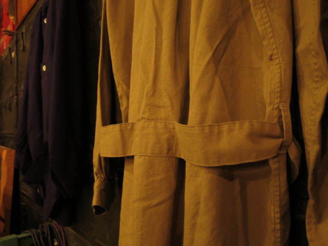 """SOURCE-TAP × TheThreeRobbers MEDICAL SHIRTS JACKET\""ってこんなこと。_c0140560_12215864.jpg"