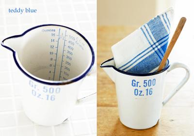 enamelware measuring cup  ホーロー メジャーカップ_e0253364_14483233.jpg