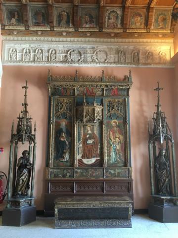 南仏 花の館 ロスチャイルド邸とコルビジェの別荘_c0195496_12472671.jpg