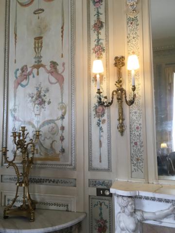 南仏 花の館 ロスチャイルド邸とコルビジェの別荘_c0195496_12472695.jpg