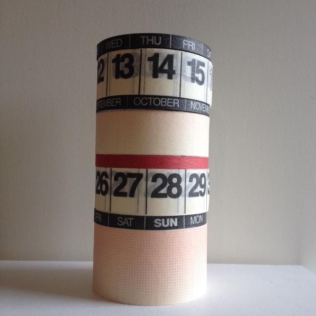 Year Round マスキングテープ式カレンダー_c0200314_16445264.jpg