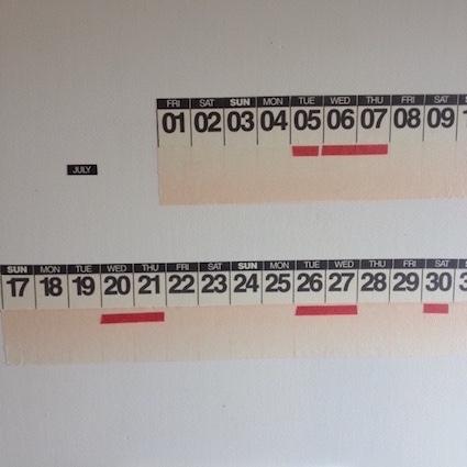 Year Round マスキングテープ式カレンダー_c0200314_16452898.jpg