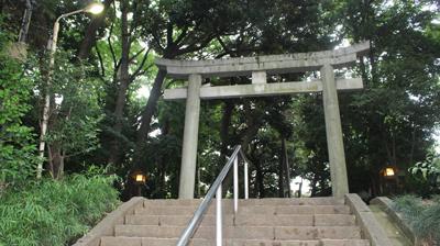 代々木八幡宮の大祓式に参加しました。_d0029716_23541592.jpg