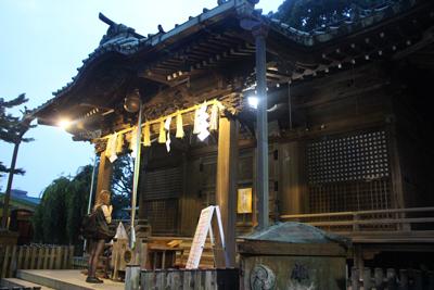 代々木八幡宮の大祓式に参加しました。_d0029716_2357251.jpg