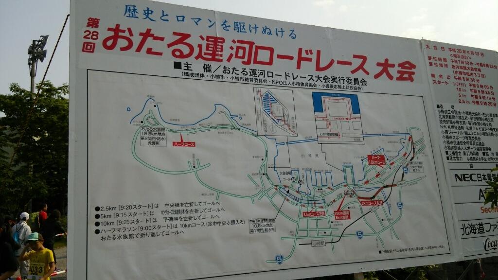 小樽運河マラソンに実は参加してました!_b0141717_17545247.jpg