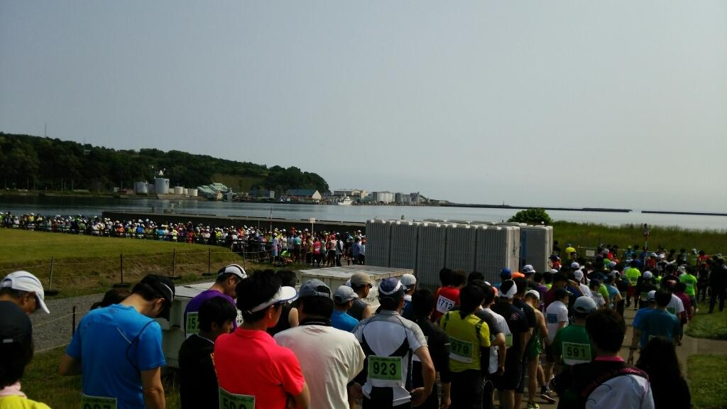 小樽運河マラソンに実は参加してました!_b0141717_17545409.jpg
