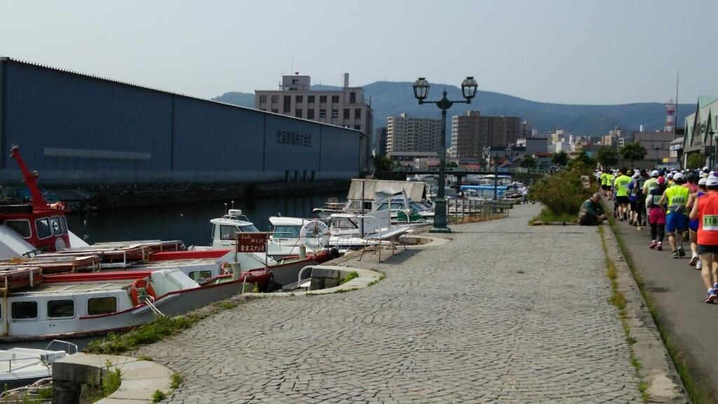 小樽運河マラソンに実は参加してました!_b0141717_17545740.jpg