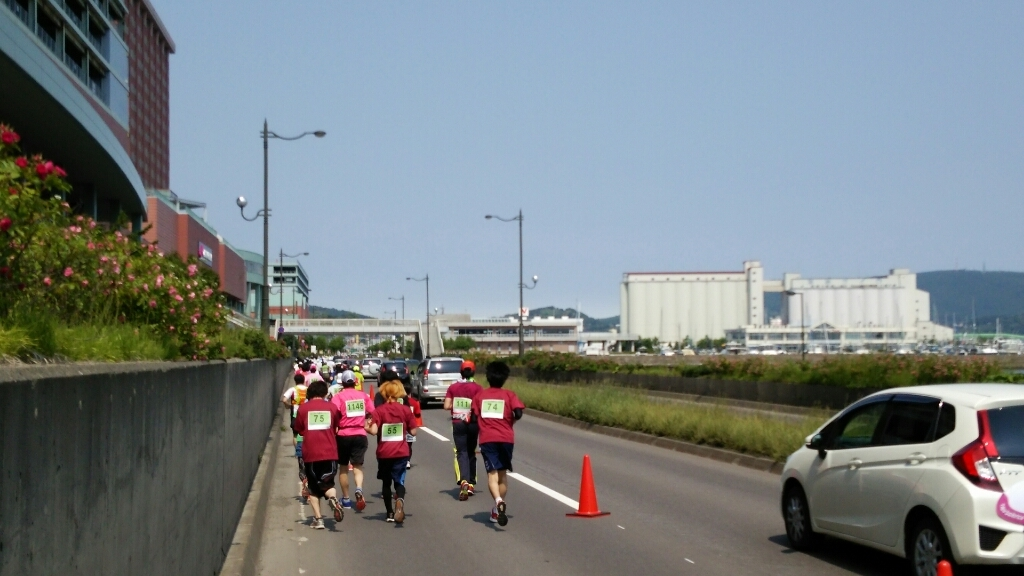小樽運河マラソンに実は参加してました!_b0141717_17550222.jpg