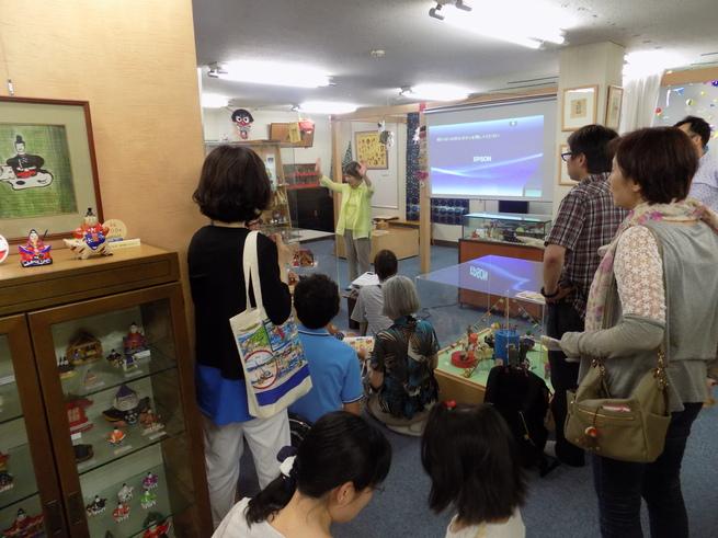 日曜朝教室の校外活動_e0175020_1652647.jpg