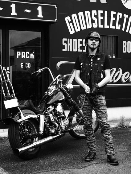 5COLORS「君はなんでそのバイクに乗ってるの?」#106_f0203027_14541691.jpg