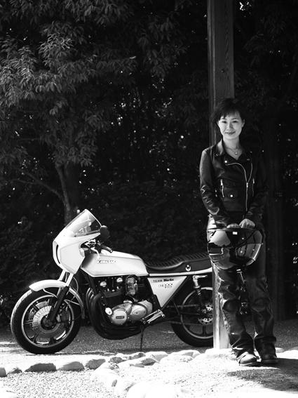5COLORS「君はなんでそのバイクに乗ってるの?」#106_f0203027_14543411.jpg