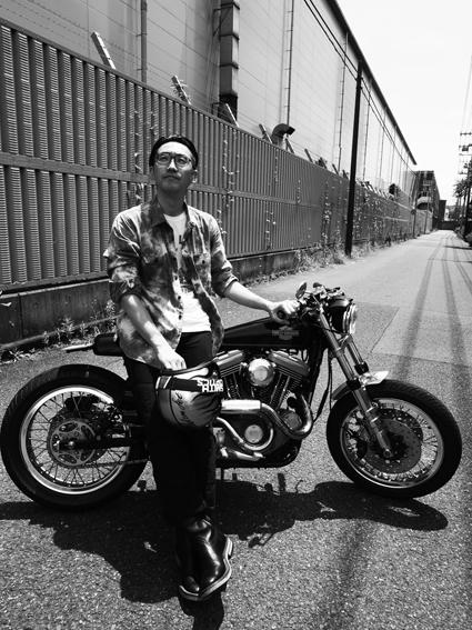 5COLORS「君はなんでそのバイクに乗ってるの?」#106_f0203027_14545366.jpg