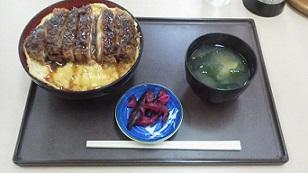 ソースカツ丼_c0216937_10301935.jpg