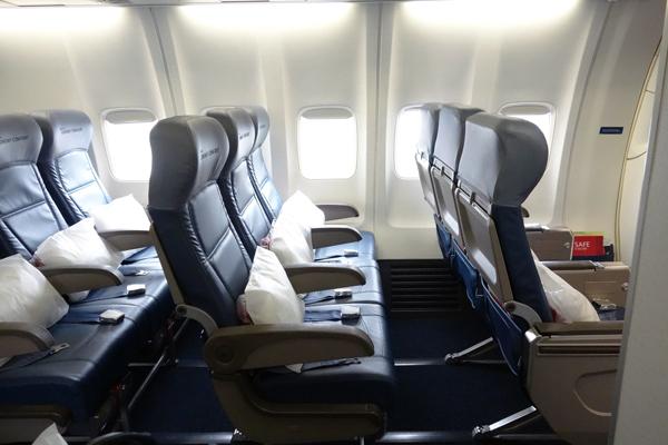 DL608便とDL607便の機材と機内食 デルタ航空 グアムの旅 2016年6月(2)_f0117059_16245490.jpg