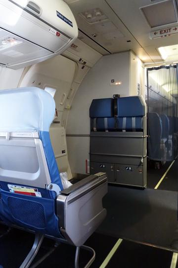 DL608便とDL607便の機材と機内食 デルタ航空 グアムの旅 2016年6月(2)_f0117059_16251217.jpg