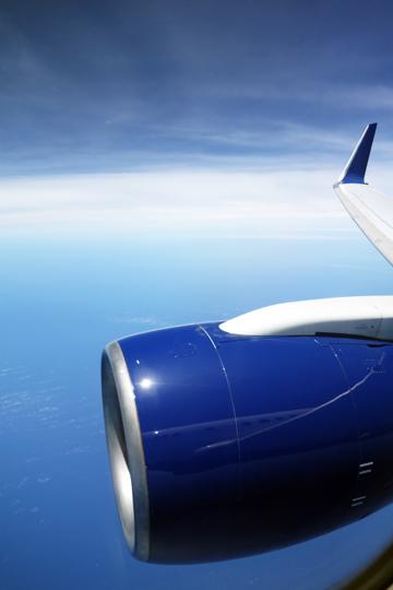 DL608便とDL607便の機材と機内食 デルタ航空 グアムの旅 2016年6月(2)_f0117059_162825.jpg