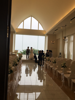 甥の結婚式_a0163160_23424816.jpg