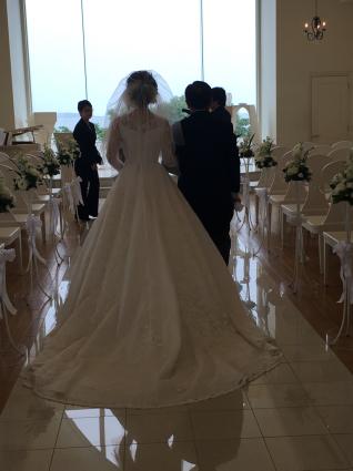 甥の結婚式_a0163160_23424878.jpg