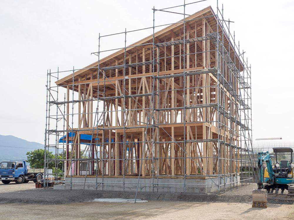 木造2階建て注文『大邸宅』 ─2─_a0163962_1695357.jpg