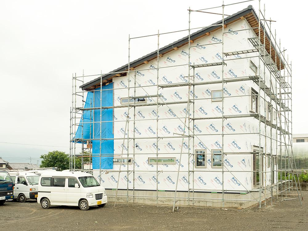 木造2階建て注文『大邸宅』 ─2─_a0163962_1695414.jpg