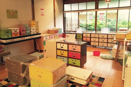 京都本店のセールの様子_b0087378_1603760.jpg