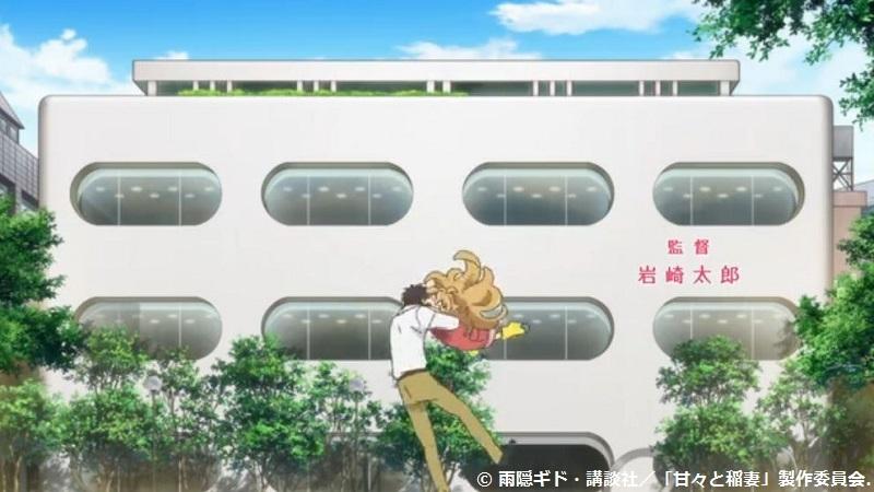 「甘々と稲妻」舞台探訪001 主要舞台は武蔵境、これからの展開が楽しみ(第01話)_e0304702_17244970.jpg